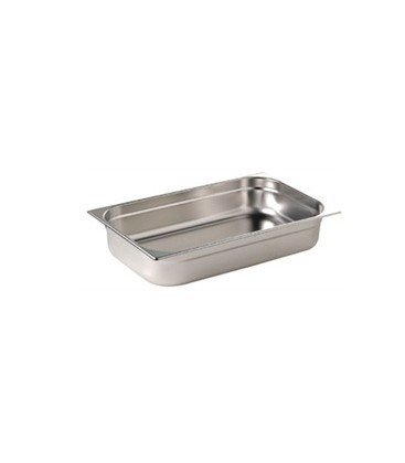 Bac Gastronorme Inox GN 1/4 Profondeur 150 mm